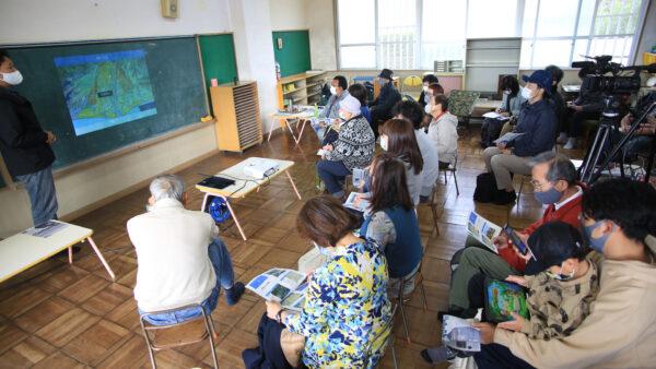 【 講演会報告 】中田島砂丘の成り立ち、知っていますか?